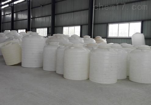 1吨塑料水塔防腐