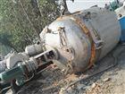90公斤1000升1吨二手高压反应釜厂家