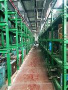 铜川仓库模具货架,抽屉式模具架