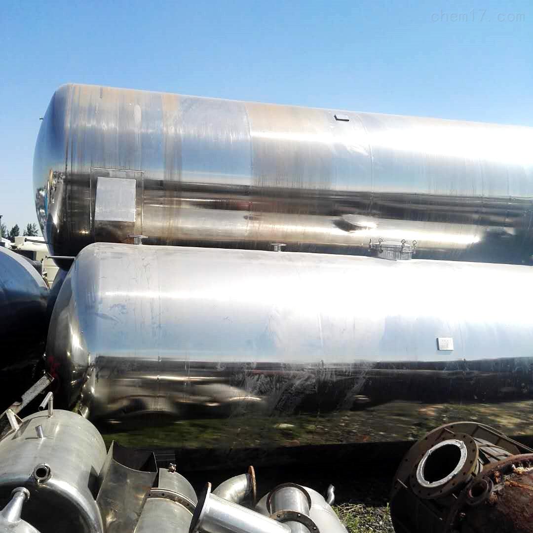 回收/高价回收卧式储罐