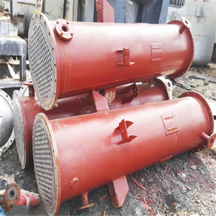 全新700平方不锈钢列管冷凝器价格
