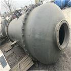220平方二手列管式钛材质冷凝器保养方式