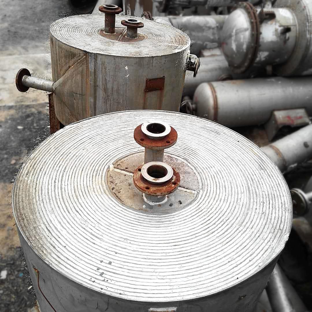 武昌300平方二手全不锈钢螺旋板换热器价格
