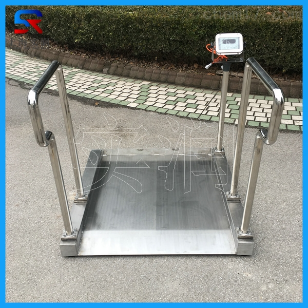 304不锈钢轮椅秤·医疗透析秤·防水防腐蚀