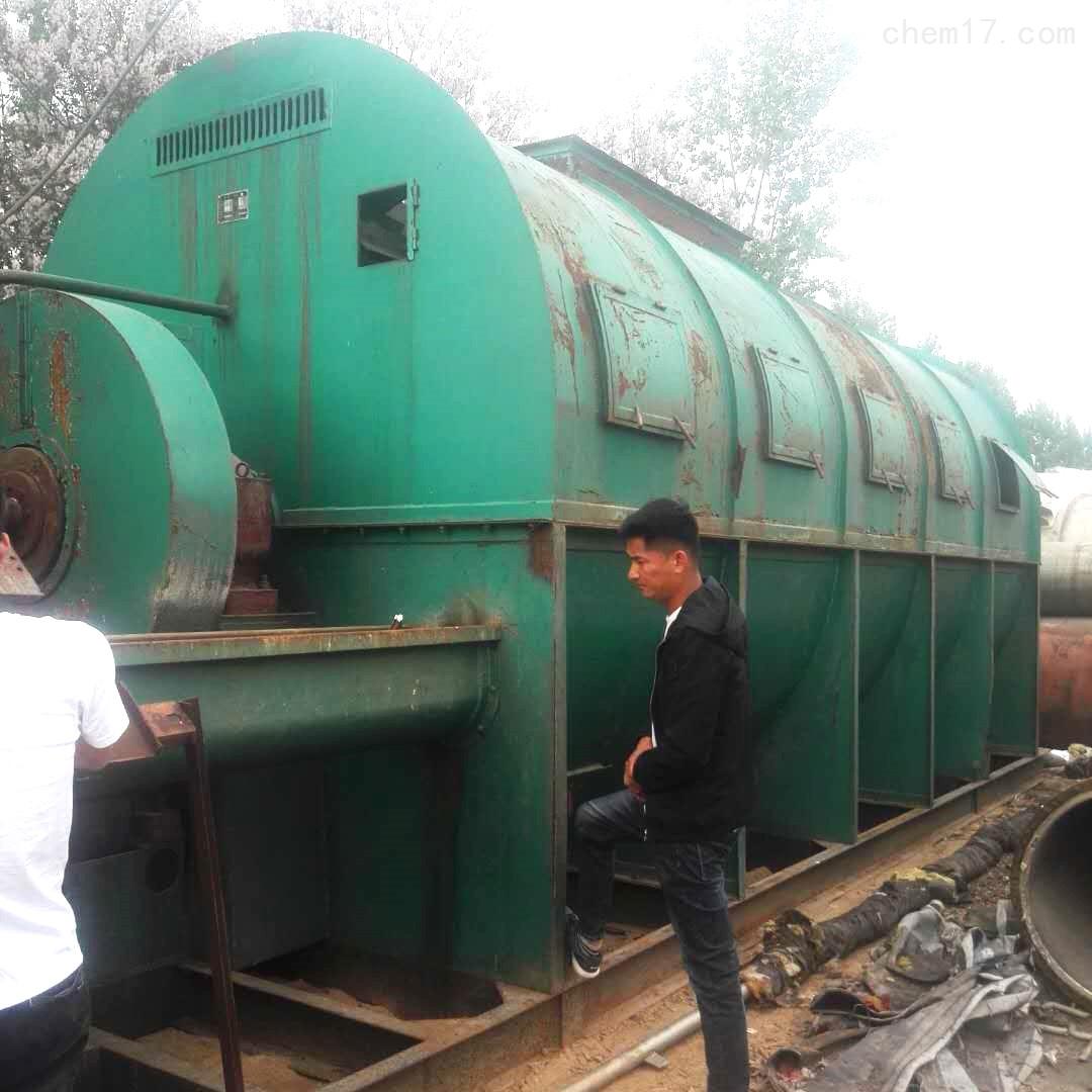 八成新300平方二手管束干燥机武汉工厂转让