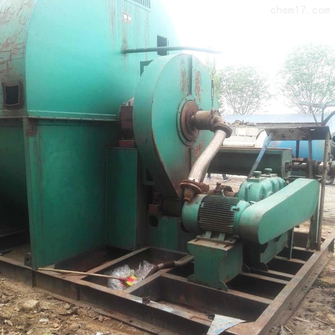 400平方二手管束干燥机合肥工厂卖废铁价
