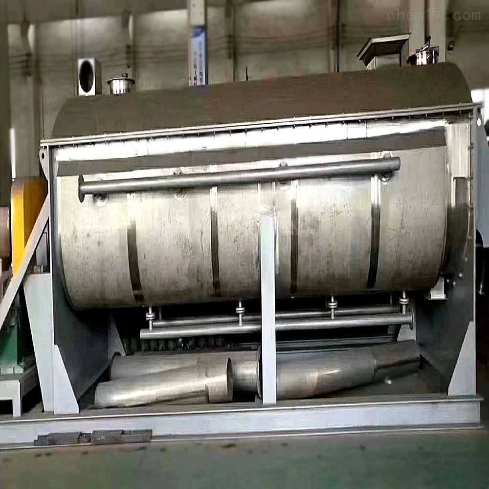 石家庄污泥桨叶干燥机型号/产量/价格