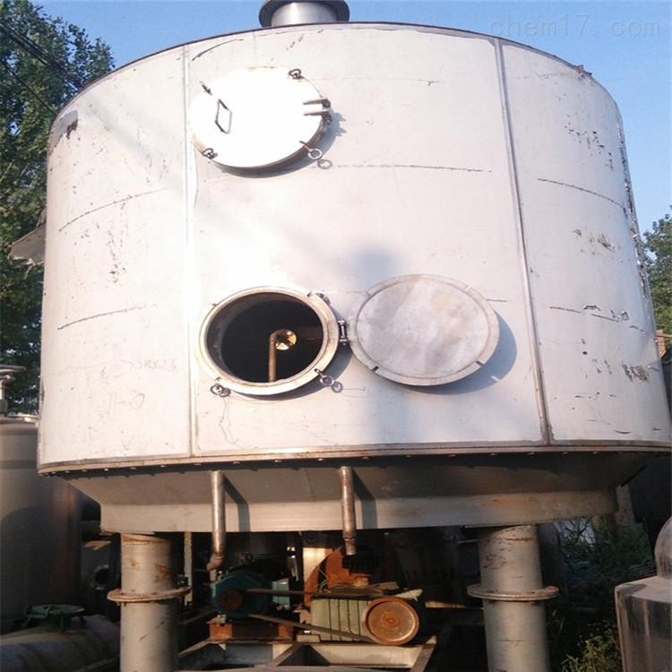 合肥工厂出售50平方二手不锈钢盘式干燥机