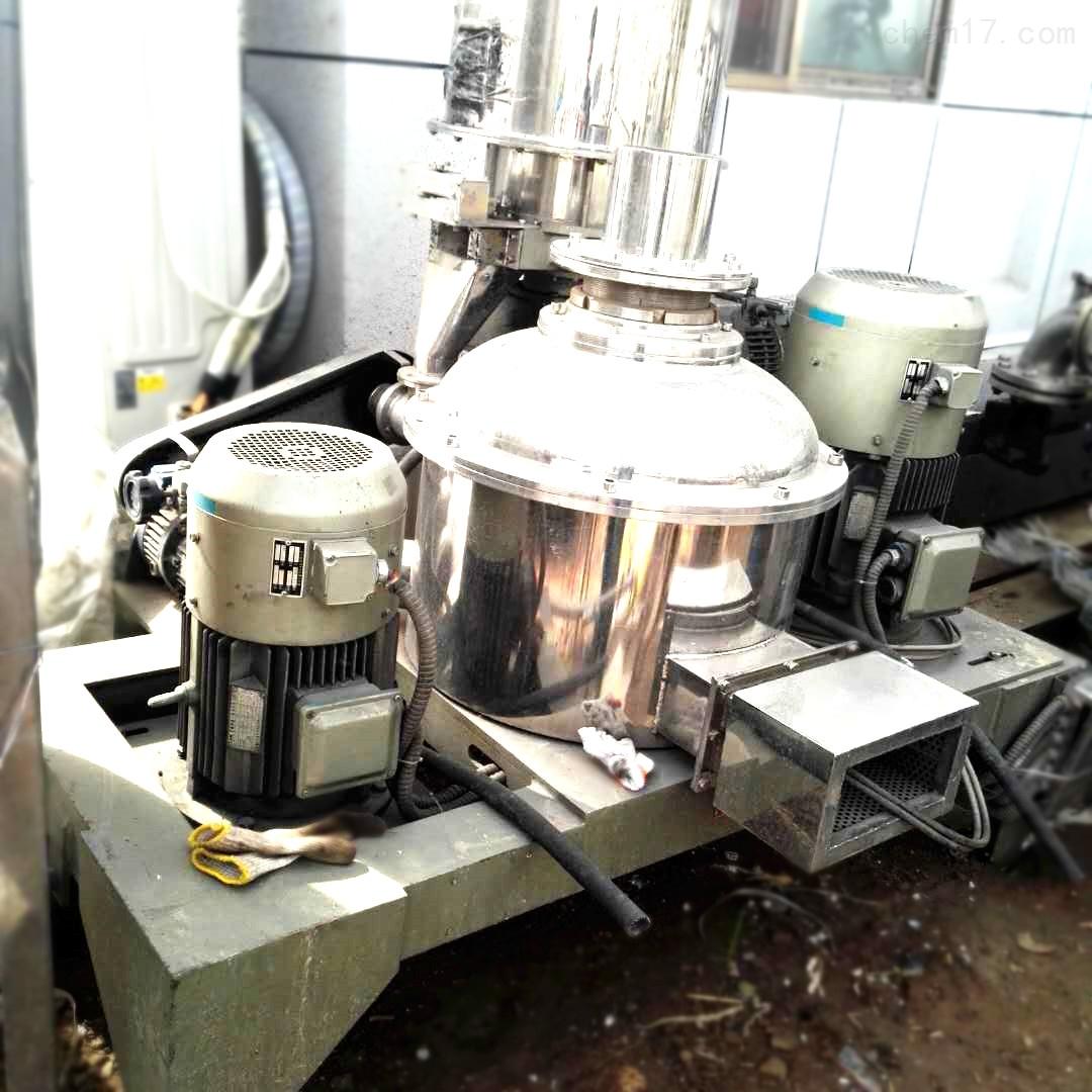 废铁价转让14年产九成新二手气流粉碎机