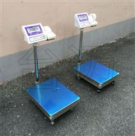 60kg/1g打印二維碼電子臺秤廠家