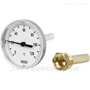 WIKA双金属温度计用于供暖技术