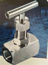 H99系列螺旋阀帽式针型阀库存