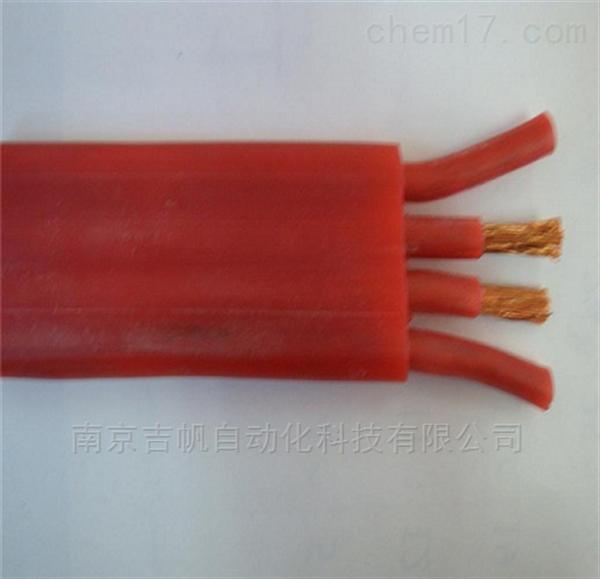 矽橡膠扁電纜