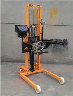 FCS300公斤手动油桶搬运秤化工厂用