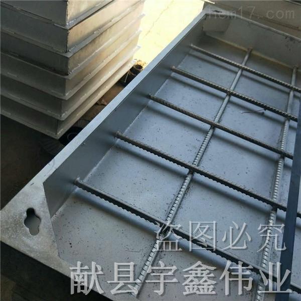 保定304铺砖井盖——保定不锈钢井盖厂家