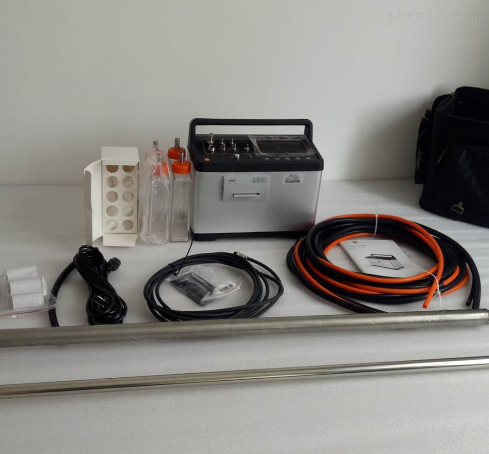 德德图3008 - 便携式抗干扰烟尘采样器
