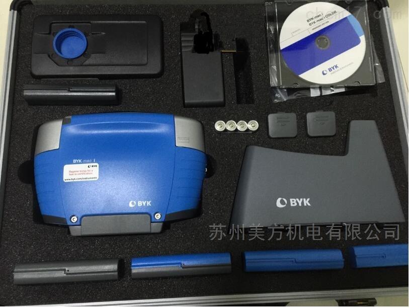 7030德国BYK多角度7030测色仪维修回收 苏州店