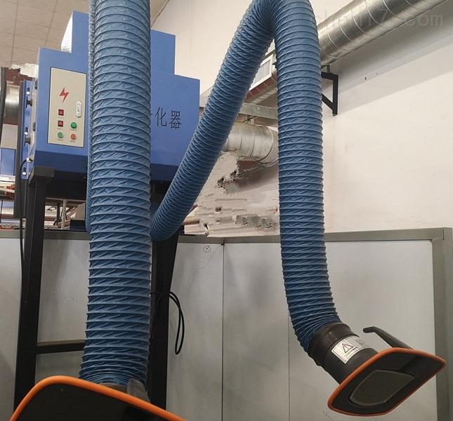 工业专用青岛明成MC-BG壁挂式焊烟净化器