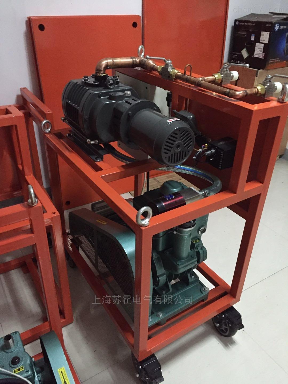 六氟化硫SF6气体抽真空充气装置GIS