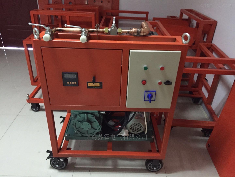 承装|修试SF6气体抽真空充气装置