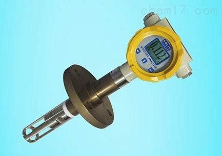 防爆低维护柯雷W300型微波液体水分仪