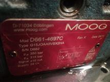 MOOG穆格电磁阀D661-4697C现货