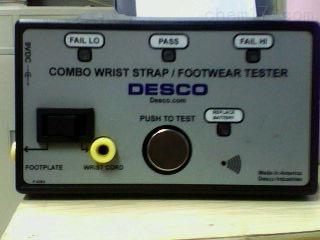 DESCO 19250手腕带测试仪