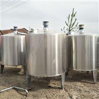 搅拌罐二手10吨不锈钢搅拌罐出售
