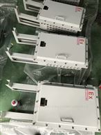 碳钢焊接隔爆型防爆箱BXK型号5mm厚度