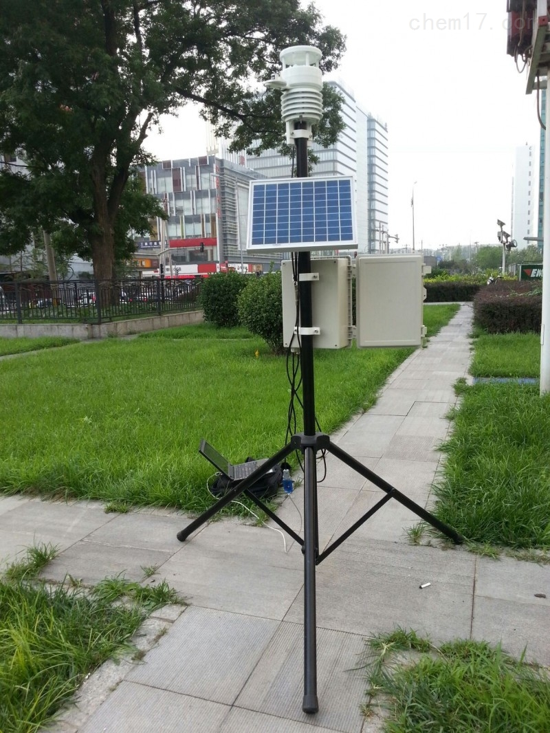 深圳奥斯恩便携式微型自动气象站
