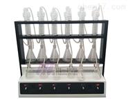 海南氨氮蒸餾器CYZL-6C全自動常壓蒸餾儀