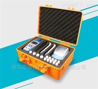 LB-408H路博COD氨氮总磷总氮浊度五合一水质测定仪