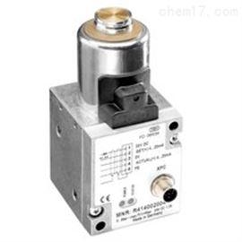 ED05系列德国AVENTICS磁力齿轮泵E/P压力调节阀