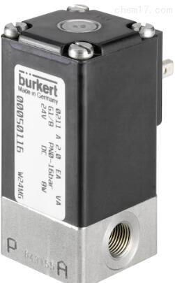 BURKERT(宝帝)黄铜电磁阀安装说明