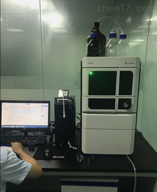 HPLC检测仪器