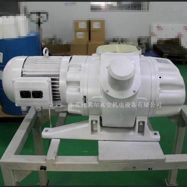 WSU2001萊寶羅茨真空泵維修