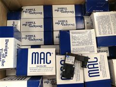 MAC电磁阀部分产品需要注意特殊代码