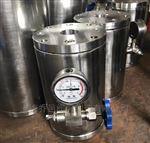 8000型水錘吸納器不锈钢胶胆气囊式水錘消除器