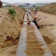 直埋式保温管土方开挖回填技术要求