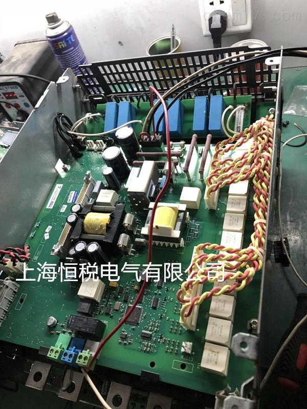 西门子直流调速装置6RA80无显示