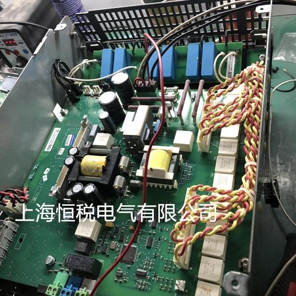 西门子6RA80调速器烧保险电机不转