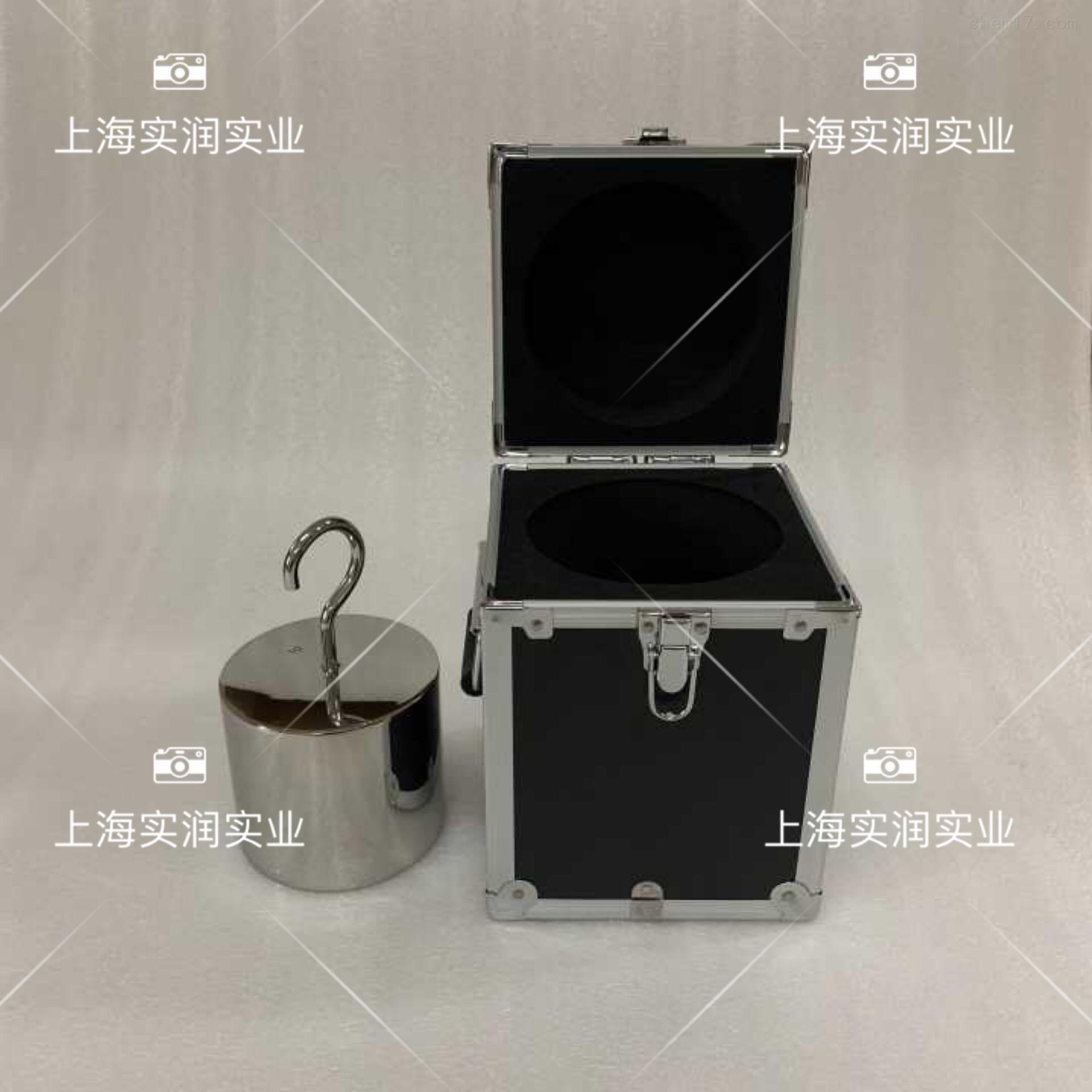 带钩子10kg不锈钢砝码,选配铝箱包装