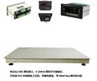 带RS232/485通讯接口1吨2吨3吨不锈钢平台秤
