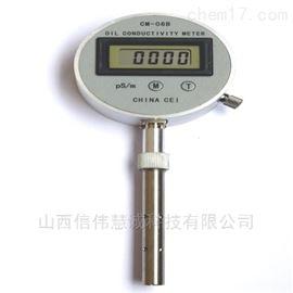 CM-08C便攜式壓縮機油電導率測定儀