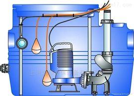 PE-20-10-1.5/PE一体化污水提升设备