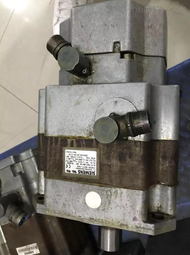 德国进口机床西门子电机报F31150