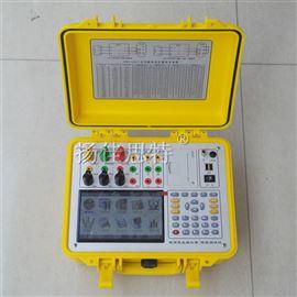 JSTRL-C变压器容量特性测试仪彩屏