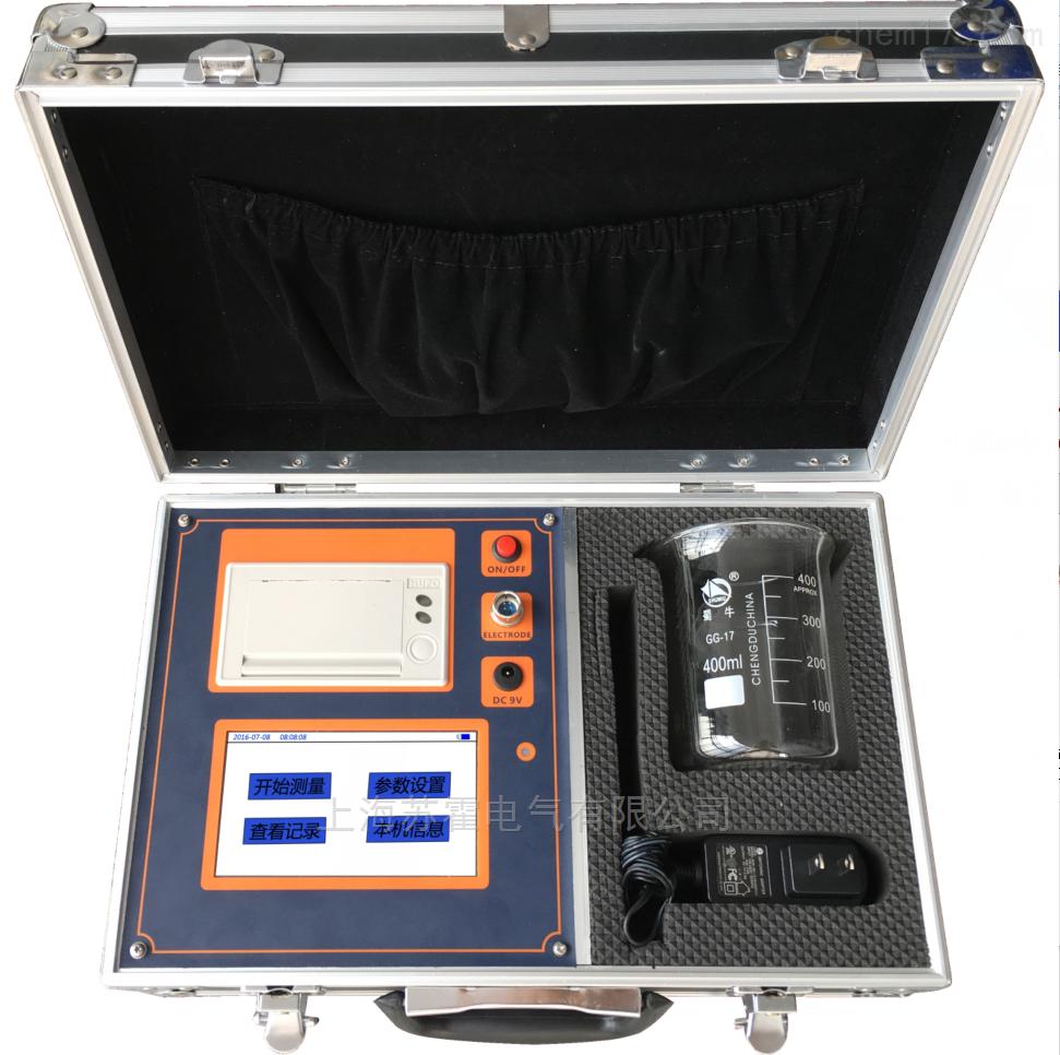 直读式盐密度测量仪|绝缘子盐密测试仪报价