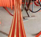 3极4极6极10平方16平方起重机安全移动供电EBH无接缝安全滑触线