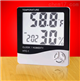 HTC-1大屏幕数显家庭电子温湿度计厂家